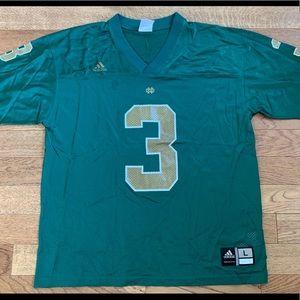 Notre Dame #3 Football Jersey Joe Montana L